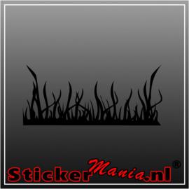 Gras sticker