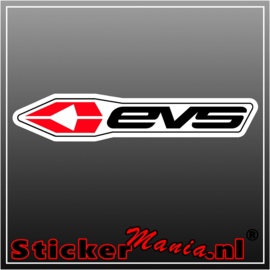 EVS full colour sticker