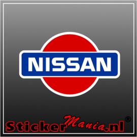 Nissan Logo Full Colour sticker