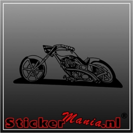Motor 5 sticker