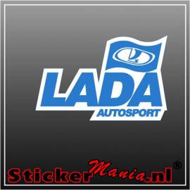 Lada Autosport Full Colour sticker