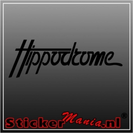Hippodrome sticker