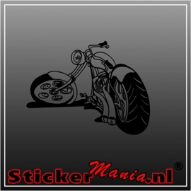 Motor 4 sticker