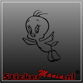 Tweety 1 sticker