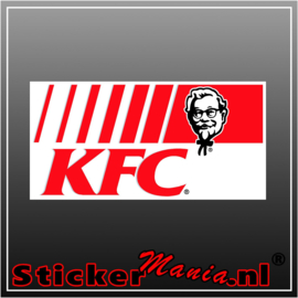 KFC logo Full Colour sticker