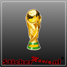 World Cup Full Colour sticker
