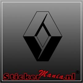 Renault logo sticker