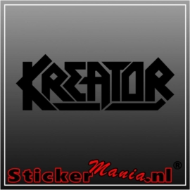 Kreator sticker