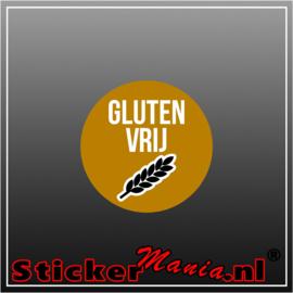 Glutenvrij sticker