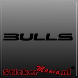 Bulls sticker