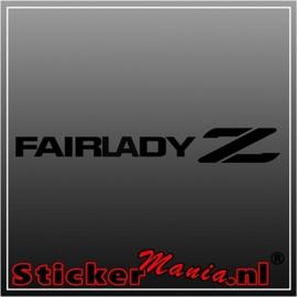 Nissan fairlady Z sticker