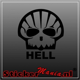 (S)Hell sticker