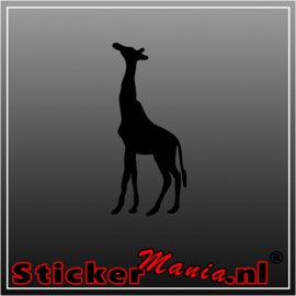 Giraffe 3 sticker