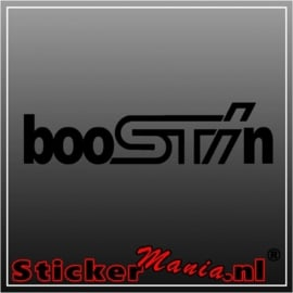 booSTIn sticker