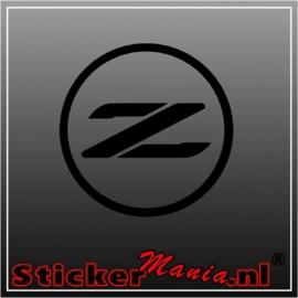 Nissan Z sticker