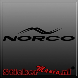 Norco sticker
