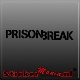 Prisonbreak sticker