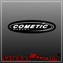 Cometic gasket full colour sticker