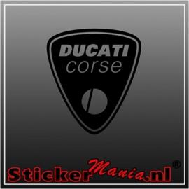 Ducati corse 1 sticker