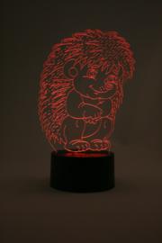 Egel led lamp