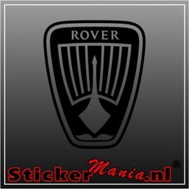 Rover logo sticker