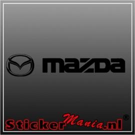 Mazda 1 sticker
