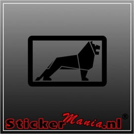 MAN 6 sticker