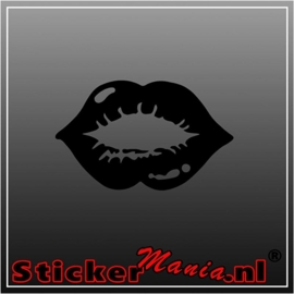 Lips 3 sticker