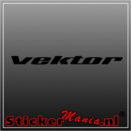 Vektor sticker