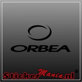 Orbea sticker