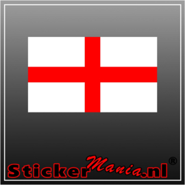 Engeland Full Colour sticker