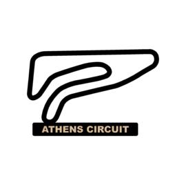 Athens circuit op voet