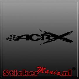 Dodge viper acrX sticker