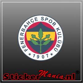 Fenerbahçe Full Colour sticker