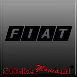 Fiat 1 sticker