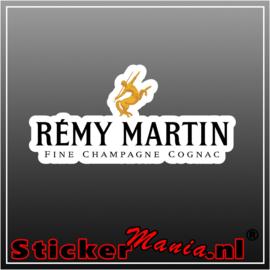 Remy Martin Full Colour sticker