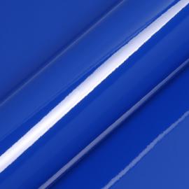 Helder blauw glans wrap folie - HX20300B