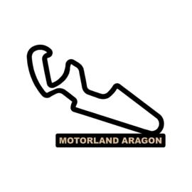 Motorland aragon op voet