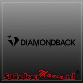 Diamondback sticker