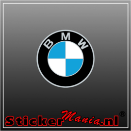 BMW Logo 1 Full Colour sticker
