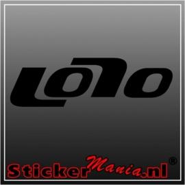 loto sticker
