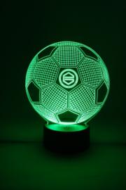 FC groningen voetbal led lamp