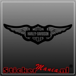 Harley Davidson 4 sticker