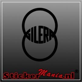 Gilera 2 sticker