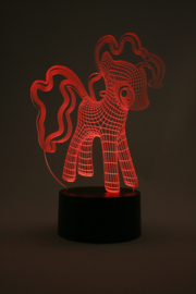 Pony led lamp