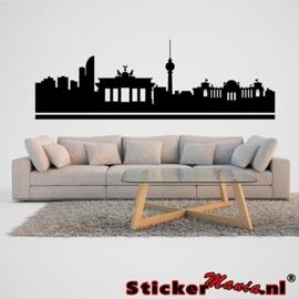 Skyline berlijn 1 muursticker