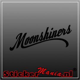 Moonshiners sticker