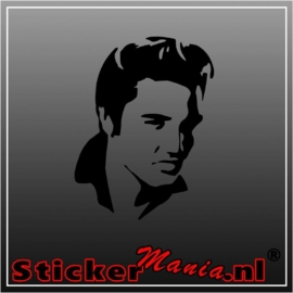 Elvis presley 2 sticker