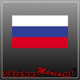 Rusland Full Colour sticker