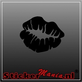 Lips 1 sticker